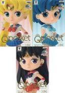【中古】フィギュア 全3種セット 「美少女戦士セーラームーン」 Girls Memories Q posket petit vol.1