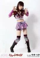 【中古】生写真(AKB48・SKE48)/アイドル/NGT48 中井りか/「シュートサイン」/CD「シュートサイン」劇場盤特典生写真