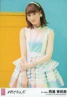 【中古】生写真(AKB48・SKE48)/アイドル/NGT48 西潟茉莉奈/「プライベートサマー」/CD「#好きなんだ」劇場盤特典生写真