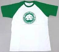 【中古】Tシャツ(女性アイドル) 有安杏果(ももいろクローバーZ) Tシャツ グリーン×ホワイト Mサイズ 「ももクロ試練の七番勝負・番外編 『ももクロvs女子プロレス』」