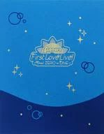 【中古】紙製品(キャラクター) ロゴ B5ポートレートフォルダ 「ラブライブ!サンシャイン!! Aqours First LoveLive! 〜Step! ZERO to ONE〜 Blu-ray Memorial BOX」 アニメイト購入特典