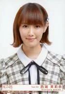 【中古】生写真(AKB48・SKE48)/アイドル/NGT48 9 : 西潟茉莉奈/CD「世界の人へ」[Type-A](BVCL-907-8)封入特典生写真