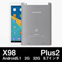 【全品ポイント5倍!!】【9.7インチ9.7型】Teclast X98 Plus2 Android5.1 32GB 2GRAM Z8300 BT搭載【タブレット PC 本体】【2016年12月3日19:00〜8日1:59迄】05P03Dec16