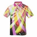 その他 ニッタク(Nittaku) 卓球アパレル SPINADO SHIRT(スピネードシャツ) ゲームシャツ(男女兼用) NW2176 ピンク SS ds-1949870