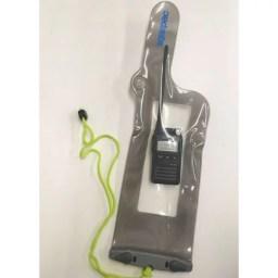 【全国送料無料】 アクアパック 防水ケース 248 無線機用