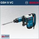 【BOSCH】(ボッシュ) [GSH9 VC] SDS-max 破つりハンマー 最強クラスの打撃力16ジュール、最高クラスの低振動設計! 壁、床ど..