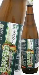 飲みやすいお酢! 16種類の野菜にりんご濃縮果汁を加えました まろやか発酵野菜酢 720ml