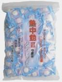 熱中飴タブレット 塩飴タブレット 『熱中飴2タブレット (梅塩味) 620g』 業務用大袋 ■井関食品