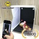サンキューマート 39マート 390マート撮影ボックス フォト ボックス 写真 スタジオ 小型簡易 折りたたみ USB給電 ネコポス不可