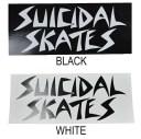 【メール便送料無料】SUICIDAL TENDENCIES SUICIDAL SKATES ステッカー【オフィシャル】
