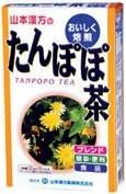 山本漢方の たんぽぽ茶 (12g×16バッグ入) ツルハドラッグ ※軽減税率対象商品