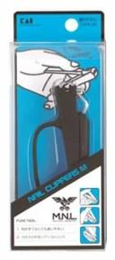 貝印 M.N.L. 握りやすい ツメキリ M HC-2112 (1個) MNL 爪切り ツルハドラッグ