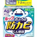 ライオン ルック おふろの防カビくん煙剤 消臭ミントの香り (5g) 浴室用カビ防止剤 ツルハドラッグ