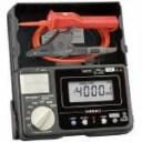 日置電機 5レンジ絶縁抵抗計スイッチ付きリード IR4051-11 1台 0