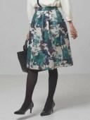 [Rakuten Fashion]【SALE/50%OFF】<closet story>スイサイブラシ タックスカート THE STATION STORE UNITED ARROWS LTD. ユナイテッ..