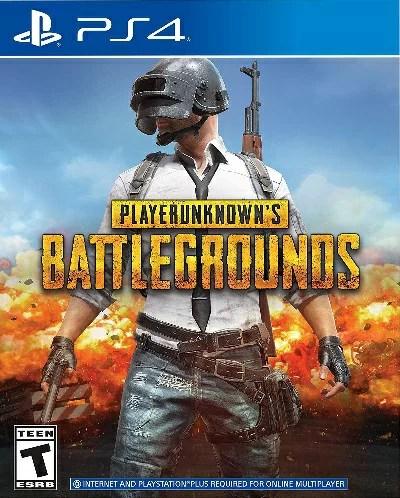 PS4 PLAYERUNKNOWN'S BATTLEGROUNDS (プレイヤーアンノウンズ バトルグラウンズ 北米版)[新品]