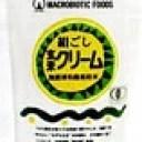 オーサワジャパン 有機絹ごし玄米クリーム 200g