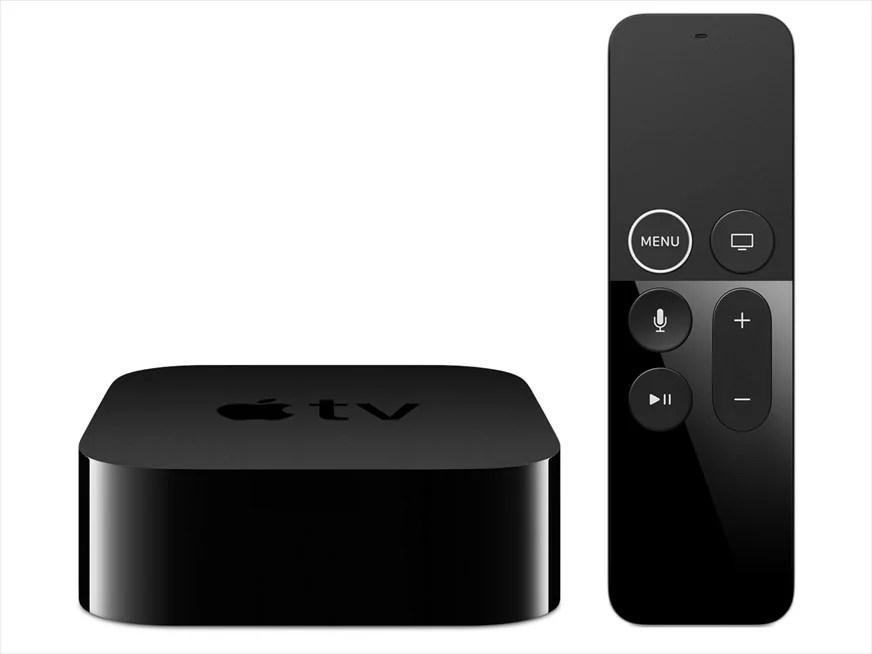 Apple TV アップルテレビ AppleTV 4K(HDR) 32GB 第5世代 MQD22J/A MQD22JA