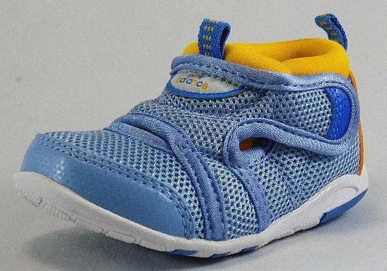 【new balance】FD506BUIブルー【ベビー靴】【子供靴】【サンダル】【サマー】【MPC加工】