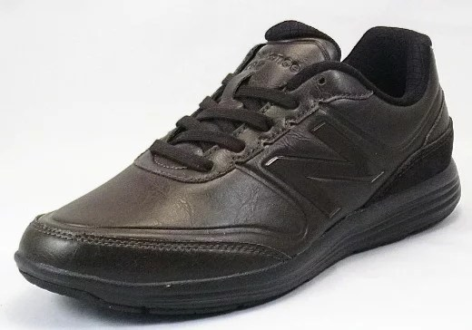 【new balance】MW685BR4ブラウン4E【紳士靴】【ウォーキング】【幅広4E】【内側ファスナー】【CUSH+】【...