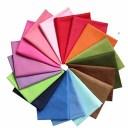 17枚 はぎれ 福袋 綿100% 布 生地 セット 可愛い 北欧 カットクロス 約30×30cm 無地 17色