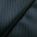 グロンドマン バイク シートカバー ヤマハ YAMAHA カーボンブラック/黒パイピング 被せ ビーノ[SA26/37] GR45YC160P10