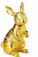 リングを可愛く飾れる♪リングホルダー ウサギ(ゴールド)