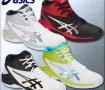 アシックス Asics ジュニア用バスケットボールシューズ ゲルプライムショットSP4 TBF140 4色展開