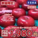 【送料無料】お試し品!数量限定!青森県産 紅玉 家庭用 2.5kg(約2.5キロ)  中生種りんご 食品 果物 フルーツ お取り寄せグルメ