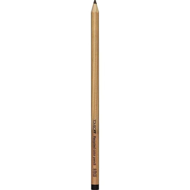 トンボ 色鉛筆 木物語 こげ茶 CB-RE13-32