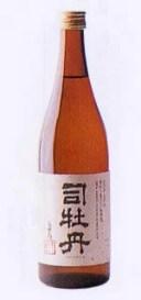 司牡丹 米から育てた純米酒(720ml)