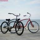 "SCHWINN 2020 シュウィン""S1 CRUISER"" メンズ 2色バリ 26インチ ビーチクルーザー 自転車"