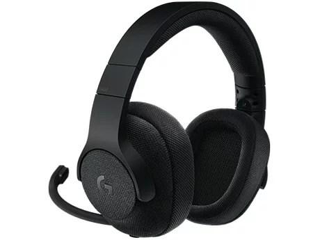 ロジクール ヘッドセット Logicool G433 Wired 7.1 Surround Gaming Headset G433BK [ブラック] [ヘッドホンタイプ:オーバーヘッド プラグ形状:USB/ミニプラグ 片耳用/両耳用:両耳用]