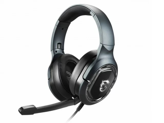 【キャッシュレス 5% 還元】 MSI ヘッドセット IMMERSE GH50 [ヘッドホンタイプ:オーバーヘッド プラグ形状:USB 片耳用/両耳用:両耳用 ケーブル長さ:2.2m] 【楽天】 【人気】 【売れ筋】【価格】