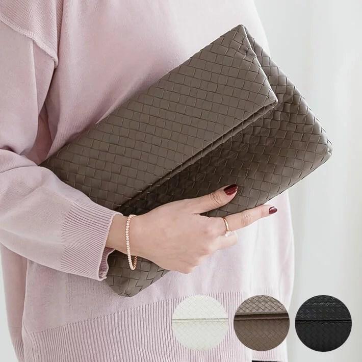 【ZAKKA-BOX Luxury】シープレザーメッシュ2WAYバッグ【レディース メンズ ト...