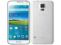 au Galaxy S5 SCL23 ホワイト 本体のみ 訳あり 【白ロム】【中古】【中古スマホ】【中古携帯】【エコモ】