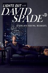 Key visual ofLights Out with David Spade
