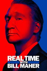 Key visual ofReal Time with Bill Maher