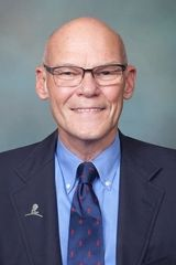 profile image of James Carville