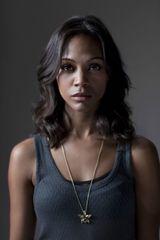 profile image of Zoe Saldana