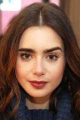 profile image of Lily Collins