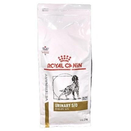 로얄캐닌 DOG 유리너리 S/O 2kg, DOG유리너리SO2kg