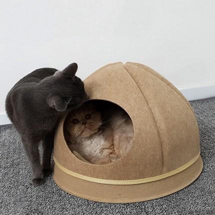 펫디아 종이방석 숨숨집 고양이 하우스