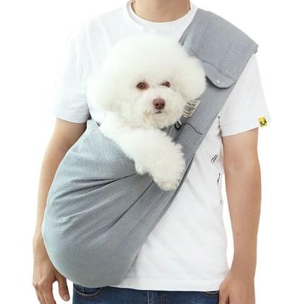 리토가토 커들리 강아지 슬링백, 그레이