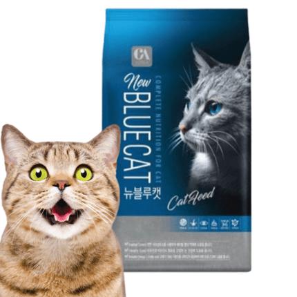 뉴 블루 캣 15kg 고양이 사료 대용량 전 연령 키튼 길냥이 급식 행사 캣맘 prime blue 간식, 20kg