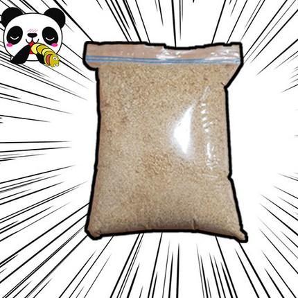 [밀웜판다] 밀기울 500g & 1kg, 1팩, 밀기울 1kg