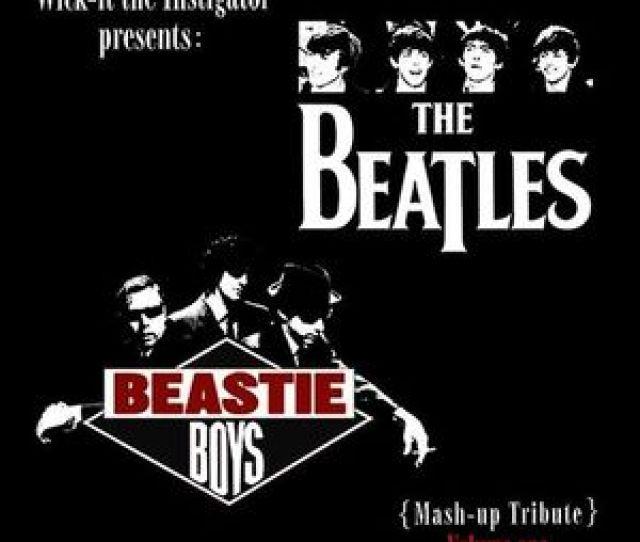 Beastie Boys Wick It Mashup Tribute