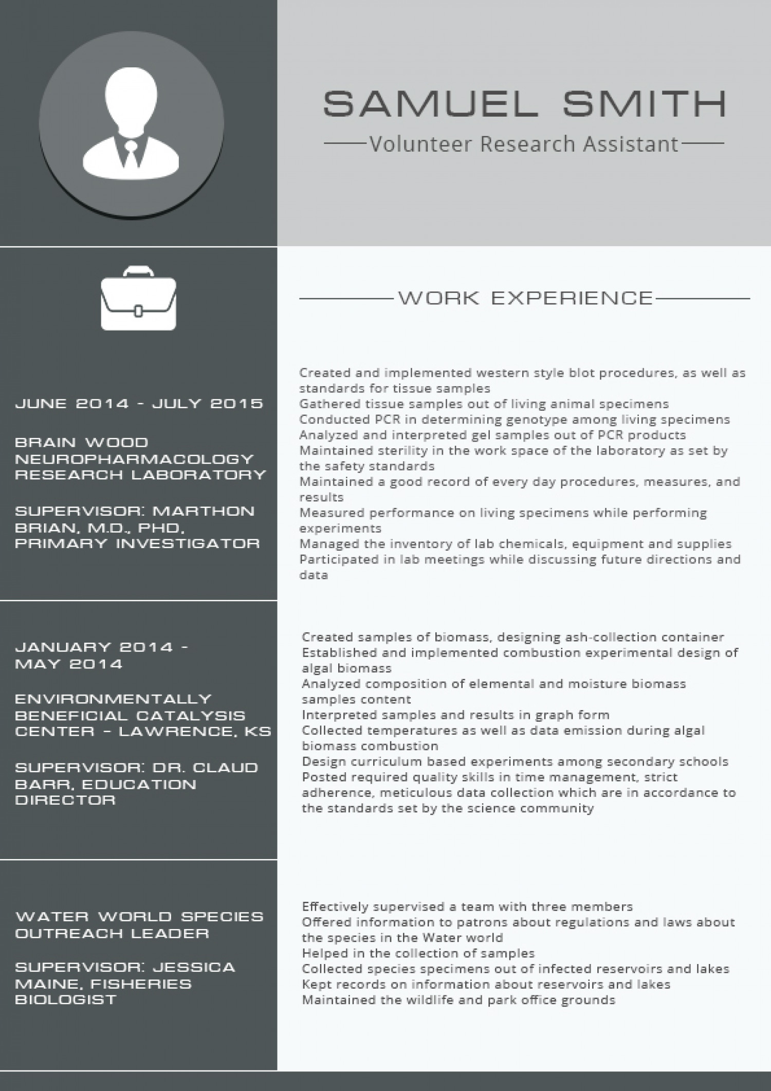 2016 format marketing manager infographic