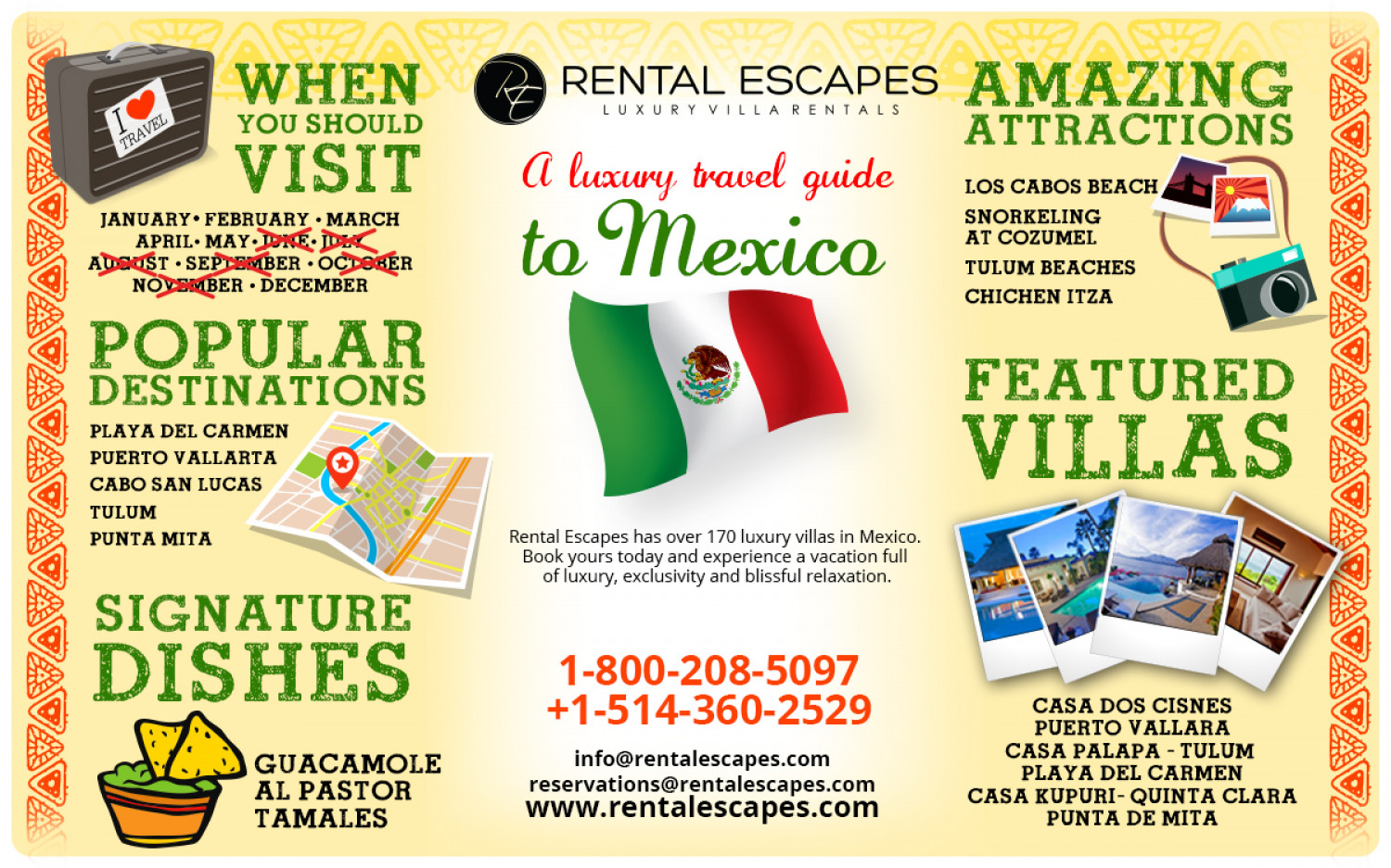 A Luxury Travel Guide To Mexico