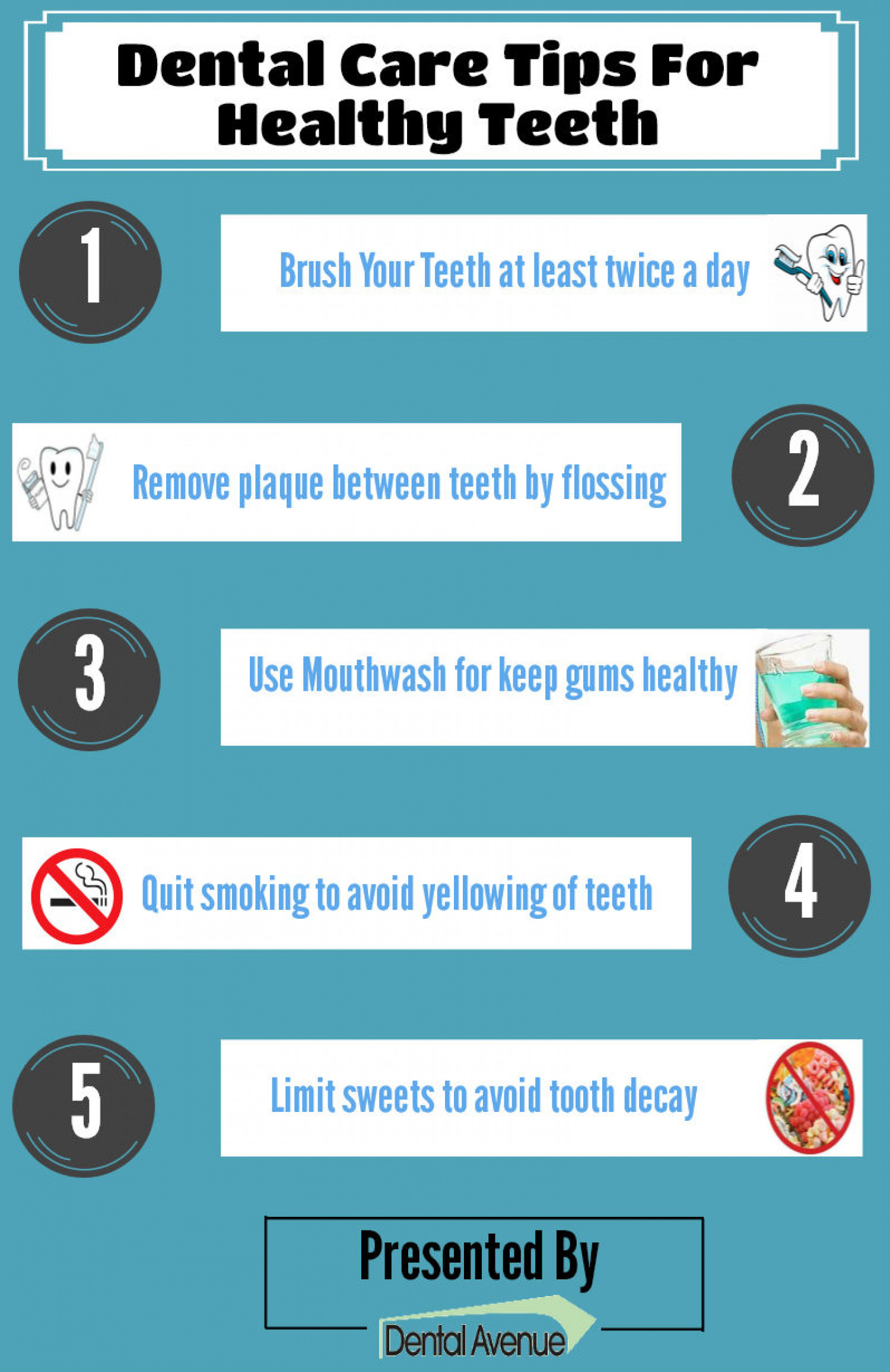 Dental Care Tips For Healthy Teeth